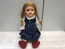 Alte Puppe 49 cm. Sehr Alt. Zustand ( Siehe Fotos )