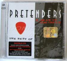 PRETENDERS - THE BEST OF / BREAK UP THE CONCRETE - 2 CD Sigillato