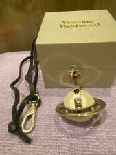 Vivienne Westwood Orb Lighter Gold Necklace Pearl White 400 Pieces Limited Japan