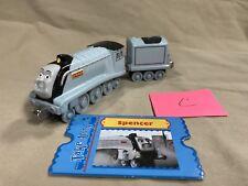 Thomas Engine Metal Diecast Train Take Along N Play Spencer C 2004 LC76021