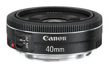 Canon EF 6310B005 40 mm F/2.8 STM Objektiv