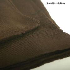 Telas y tejidos color principal marrón tela por metros para costura y mercería