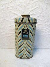 ANCIENNE BOITE DE TALC. / Arome 3 /  D'ORSAY