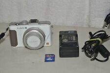 Panasonic LUMIX DMC-LX7 10.1MP Digital Camera - White