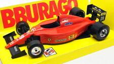 Modellini statici di auto da corsa Formula 1 Ferrari 641/2