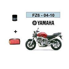 Pack Filtre à Air /Filtre à Huile Adaptable  YAMAHA FZ6 2004-2010