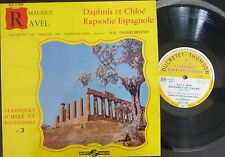 INGHELBRECHT / RAVEL daphnis et chloe .. / DUCRETET-THOMSON