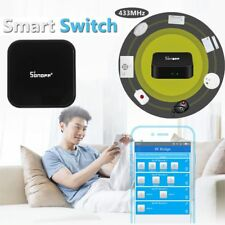 Home Automation Sonoff Smart Switch RF Bridge 433MHz Wifi App Remote DIY Timer