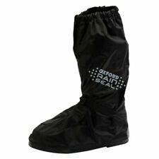 Oxford Rain Seal Over Boots, Size L - Black