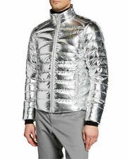 Ralph Lauren Purple Label RLX Metallic Foil 700 Down Jacket New $995