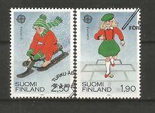 Cept / 1989 Finnland  gest.