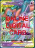 1X Espeon & Deoxys GX 72/236 Unified Minds Pokemon TCG Online Digital Card