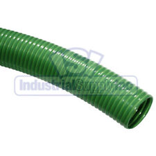 "Suction Hose | PVC Green Standard | 1-1/2"" x 20 FT 