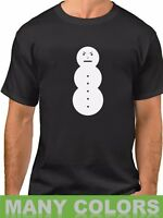 Angry Snowman Shirt Funny Christmas Present Gift T-Shirt Tee Winter is Coming