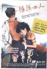 The Sweet Sex and Love DVD Kim Seo Hyung Kim Sung Soo Korean NEW R0 Eng Sub