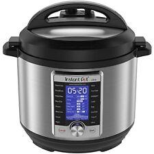 Instant Pot Ultra 10 in 1 Multi Use Pressure Cooker Steamer Warmer Sterilizer