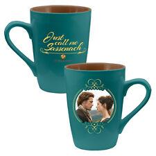 Outlander TV Series Jamie and Claire 12 oz Photo Illustrated Ceramic Mug, UNUSED