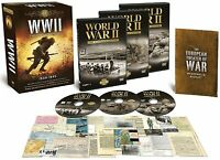 World War II: The Complete History - Heritage Collection Memorabilia Set 3 Disc