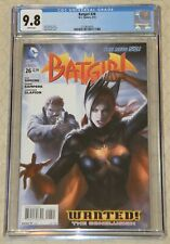 BATGIRL vol.4 (2012)  #26  CGC 9.8 (DC Comics)!!