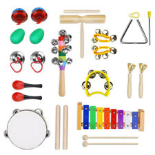 Gifts Toddler Educational & Musical Percussion Instruments Set For Kids Children