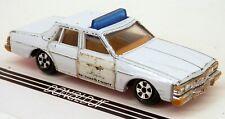 Ertl Dukes of Hazzard Pontiac Bonneville Police Car 1/64 Scale (Hong Kong)
