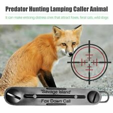 Fox Blaster Call Whistle Predator Hunting Rabbit Original Game Caller Animial MG