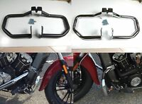 Highway Engine Guard Crash Bar Protector for Indian Scout 2015-2018 2016 2017 15