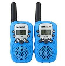 2PCS Wireless Walkie Talkie 5km UHF Auto Multi 8 Channels 2-Way Radios lb T-388