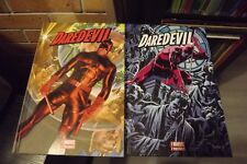 MARVEL 100 % DAREDEVIL  n°1 et 2 PANINI COMICS