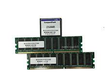 1GB Cisco Router 2851 Memory MEM2851-256U1024D 256MB Compact Flash MEM2800-256CF