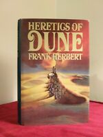 1984. Heretics of Dune by Frank Herbert, First edition