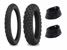 Shinko 3.00-21 & 4.60-17 700 Tires & Tubes XL250R,XL350R,XL500R, Kawasaki KLR250