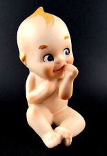 VINTAGE PORCELAIN PIANO BABY FIGURINE 2 (C27)