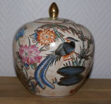 Ancien Pot chinois en Porcelaine ,Antique chinese