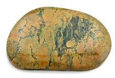 166 Carat Brown Green Spiderweb Turquoise Cab Cabochon Gem Stone Gemstone B23A84