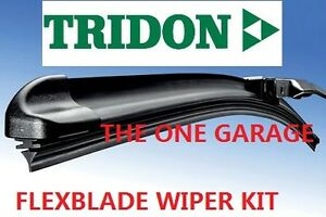 TRIDON FLEXBLADE WIPER BLADE for FORD TERRITORY SX-SY 2004-2008