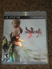 FINAL FANTASY 13 XIII - 2 PS3 BRAND NEW & FACTORY SEALED XIII-2