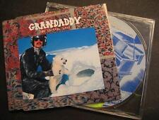 "GRANDADDY ""THE CRYSTAL LAKE"" - MAXI CD - 5 SONGS"
