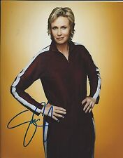 Jane Lynch As Sue Sylvester Glee Hand Signed 8x10 Photo Autographed w/COA Look