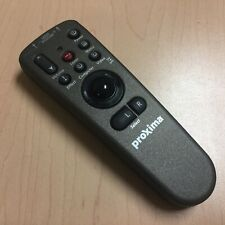 Proxima Laser Projector Remote Control with Laser G33 200160