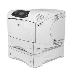 HP LaserJet 4350n Mono Laser Printer