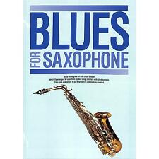 Saxophone Noten - BLUES FOR SAXOPHONE - 67 great all-time blues numbers