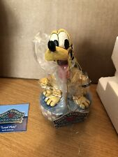 "Disney Showcase Collection Jim Shore ""Loyal Pluto"" Figure"