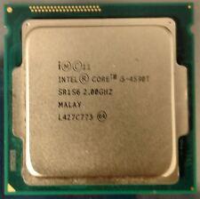 SR1S6 Intel® Core™ i5-4590T Processor, 6M Cache, 2.00 GHz, 5 GT/s, FCLGA1150