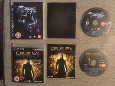 Deus Ex Human Revolution Limited Edition & The Darkness PlayStation 3