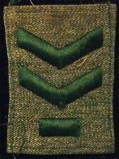 1928-1933 Girl Scout Badge SR PATROL LEADER - GREY GREEN SQUARE - BOTH TYPES