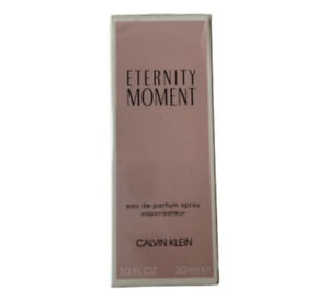 Calvin Klein, Eternity Moment Eau de Parfum Spray 1.0 Fl Oz. New With Box Sealed