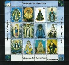 REP. DOMINICANA. Año: 2019. Tema: VIRGENES DE AMERICA. (II).