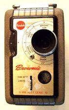 Vintage Kodak Brownie 8mm Movie Film Camera with 13mm f/2.7 Lens