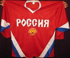 Russia Malkin #11 Ice Hockey Replica Hockey Jersey embroidered new with defects